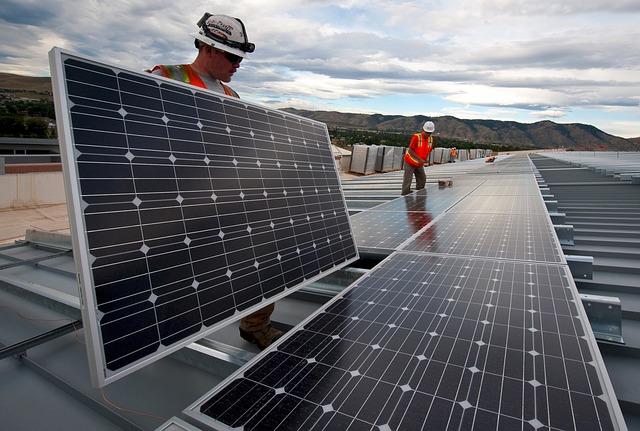El efecto fotovoltaico. células fotovoltaicas