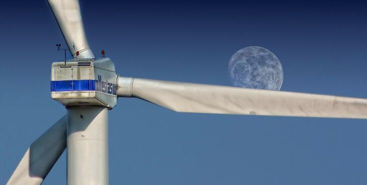 aerogenerador energia eólica