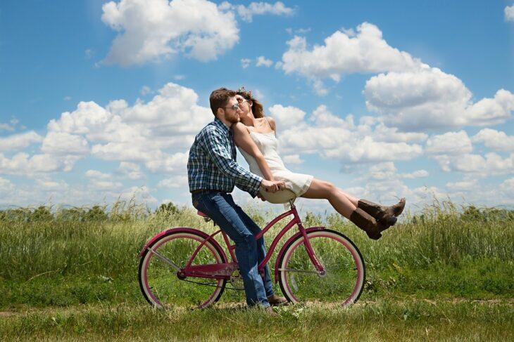 uso de bicicleta medio ambiente