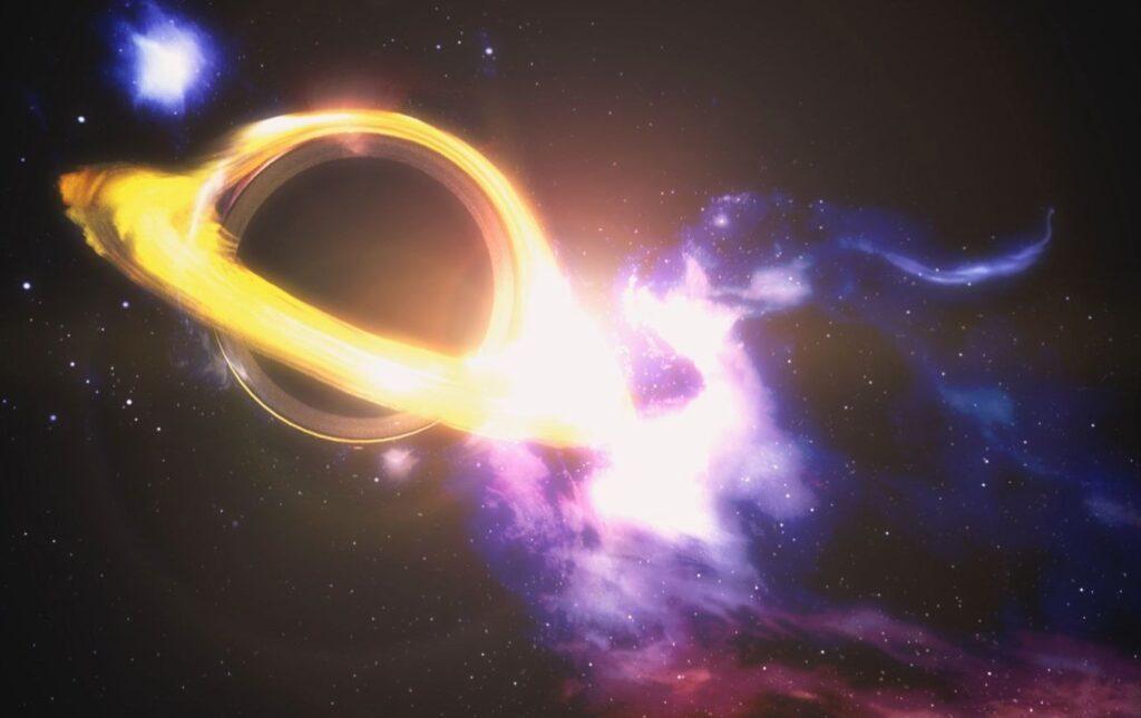 Agujero negro de masa estelar