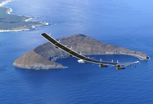 avion solar pathfinder plus