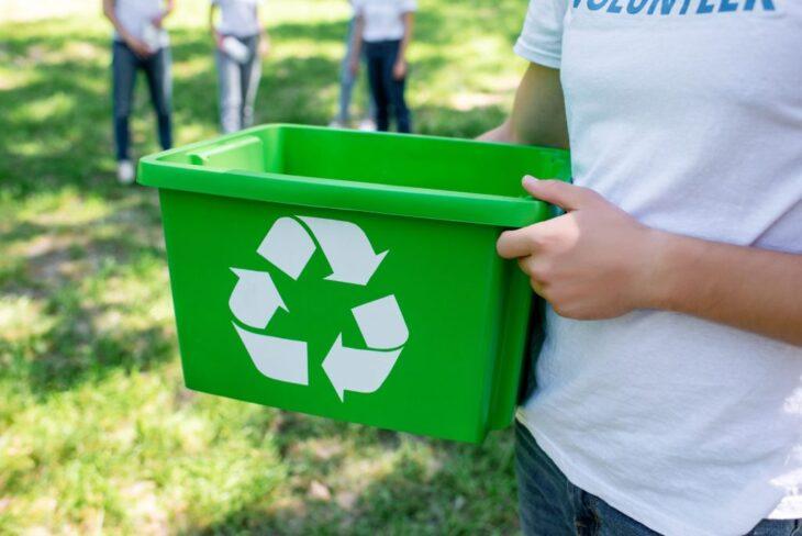 como reciclar plástico