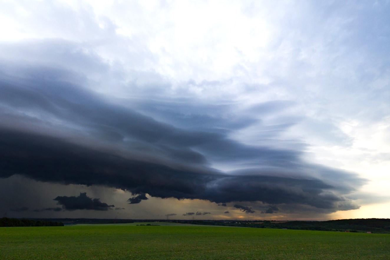 nubes cumulonimbus