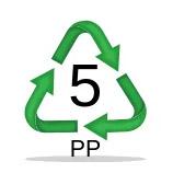 plastico pp