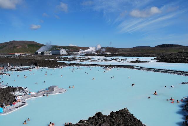 estacion de geotermia la laguna azul