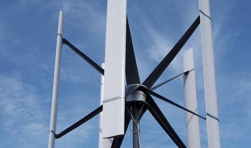 ventajas y desventajas turbina eolica vertical
